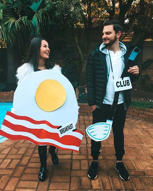 Funny Breakfast Club Costumes