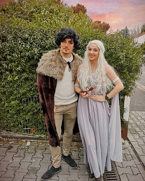 Game of Thrones Costume Ideas