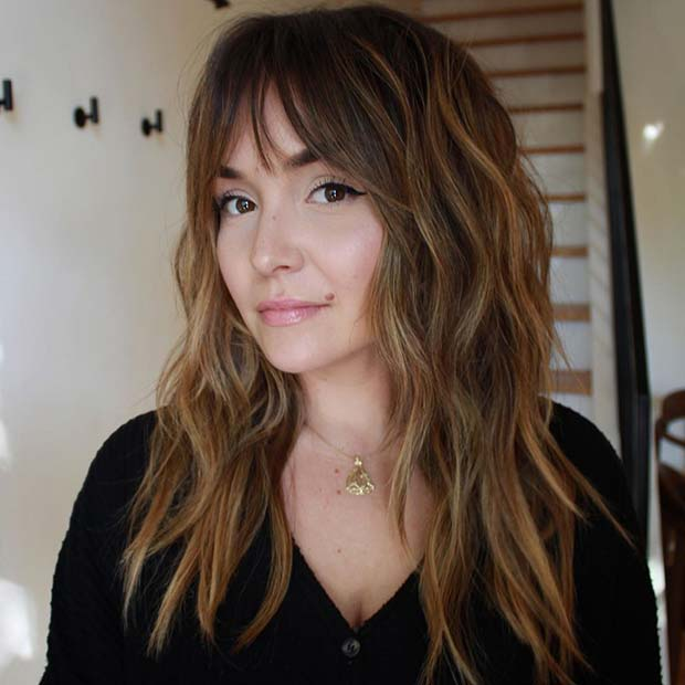 Light Bangs and Relaxed Waves