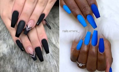 Matte Nail Art Ideas That Prove This Trend is Here to Stay