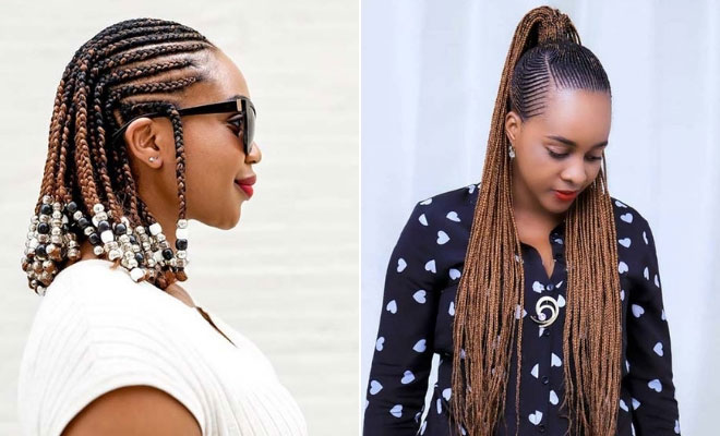 43 Most Beautiful Cornrow Braids That Turn Heads Stayglam