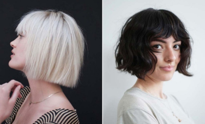 Short Bob Haircut Ideas