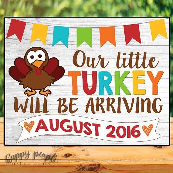 Our Little Turkey Idea