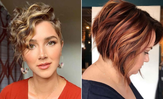 21 Short Hair Highlights Ideas For 2020 Page 2 Of 2 Stayglam