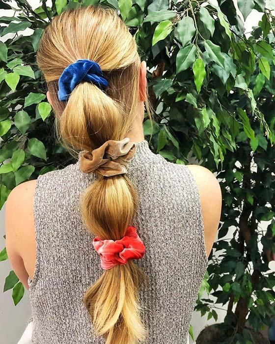 Cute Everyday Ponytail Idea