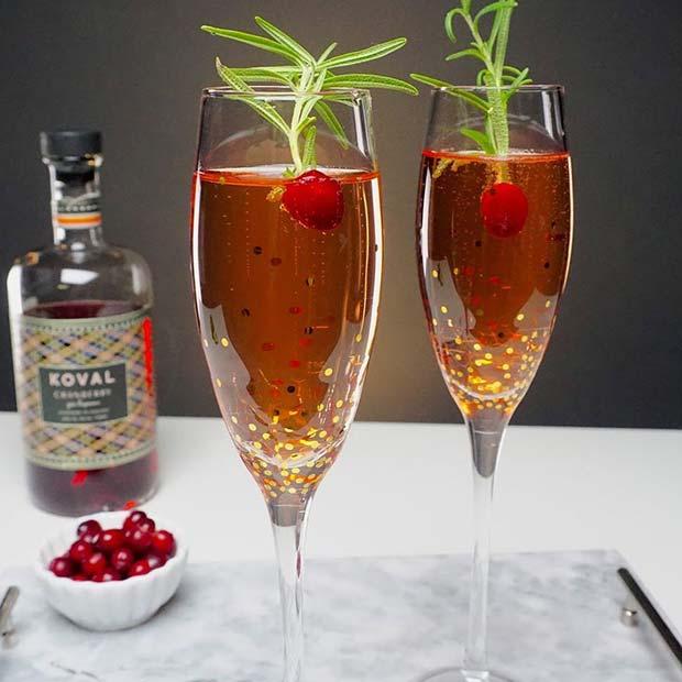 Festive Cocktail Idea