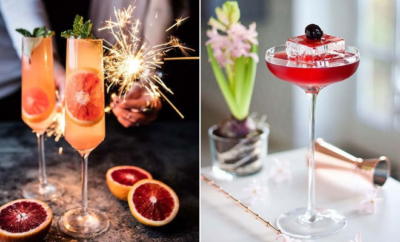 New Years Eve Cocktails