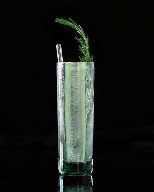 Nordic Mule Cocktail
