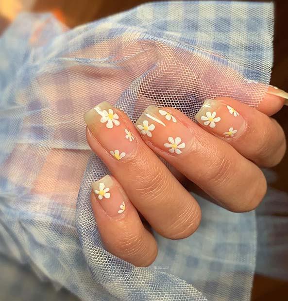 Cute Flower Art