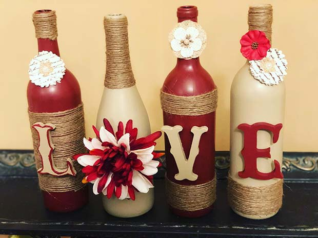 DIY Bottle Idea