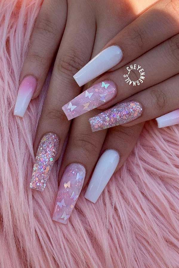 23 Really Cute Acrylic Nail Designs You Ll Love Stayglam