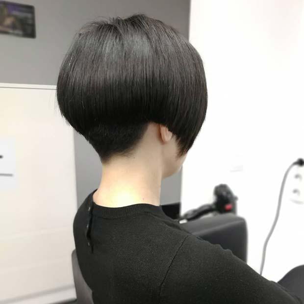 Short Bob Haircut Idea