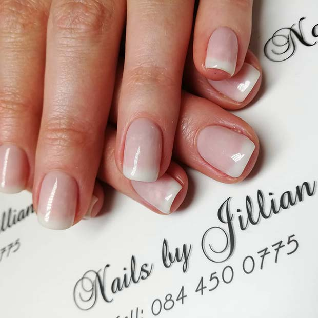 Short and Easy to Wear Nails