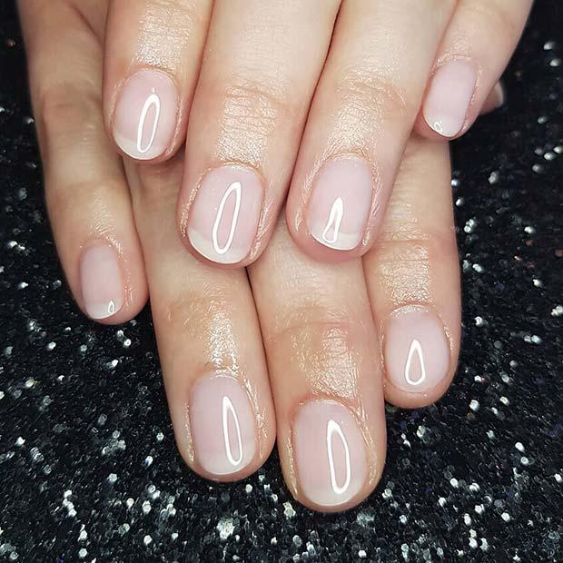 Short and Stylish Nails