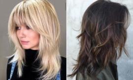 Medium Layered Hair Ideas