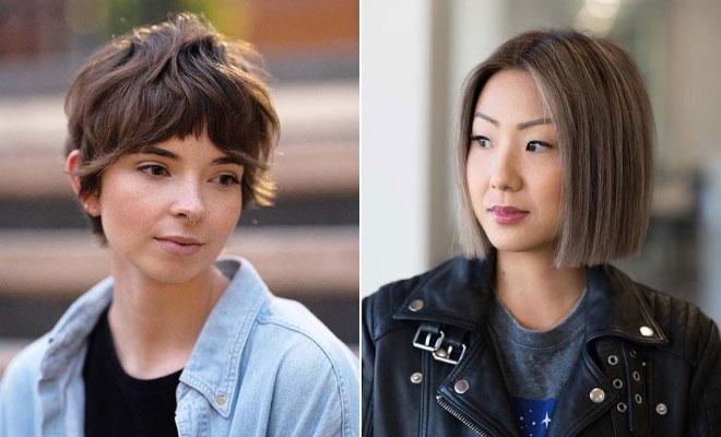 23 Cute Short Haircuts We Love For 2020