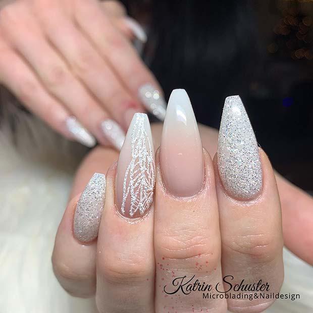 Glam and Elegant Nail Art
