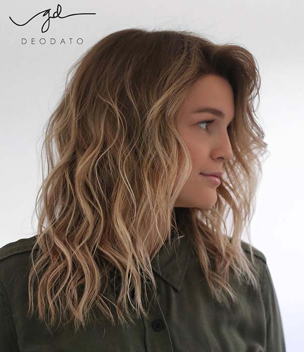 Check This Medium Layered Hairstyles Ideas to Copy
