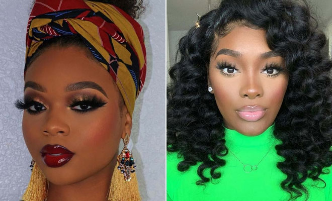 23 Stunning Makeup Ideas For Black Women Stayglam