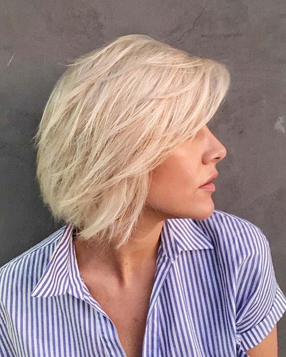 Modern and Trendy Hair