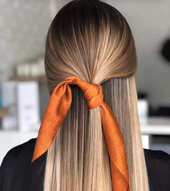 Stunning Blonde Highlights