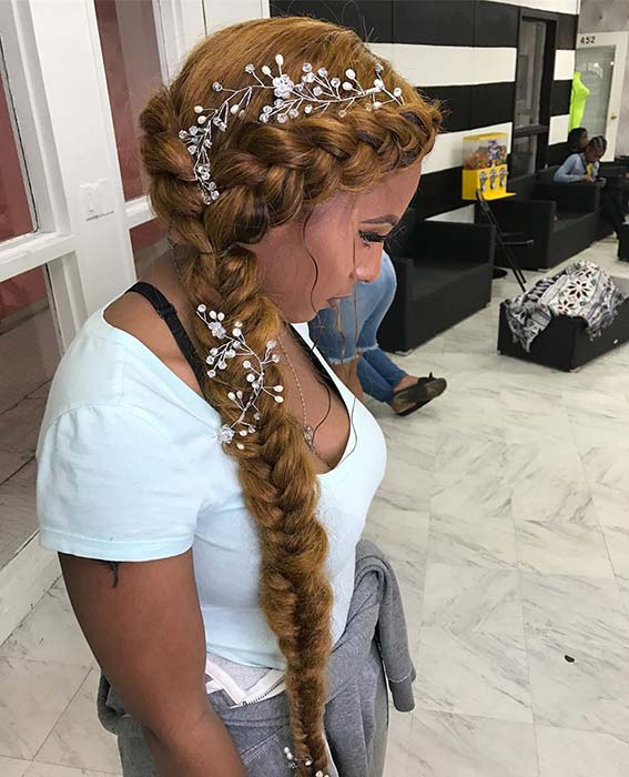 tunning Braid for a Special Occasion