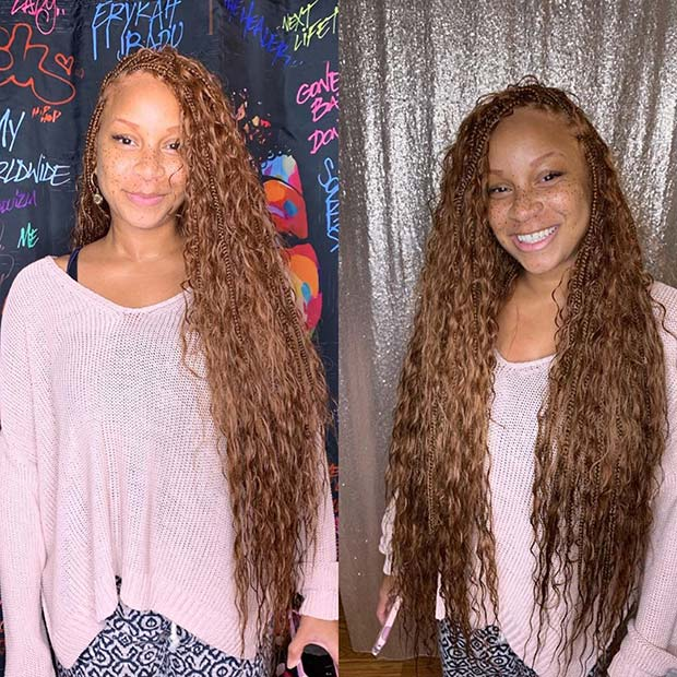 Super Long Hairstyle