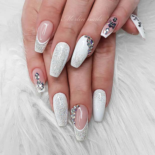 Trendy and Dazzling Nails