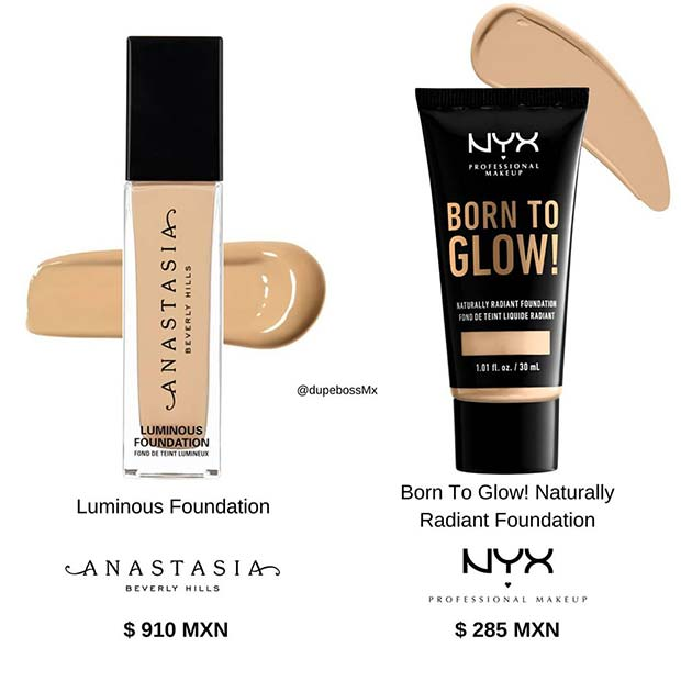 ABH Foundation Dupe