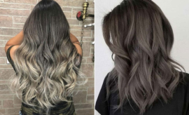 Ash Brown Hair Color Ideas