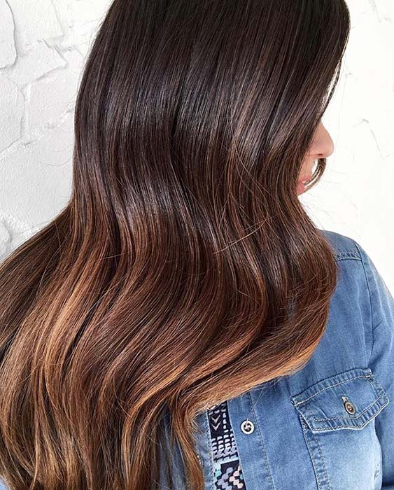 Chestnut Color Blend