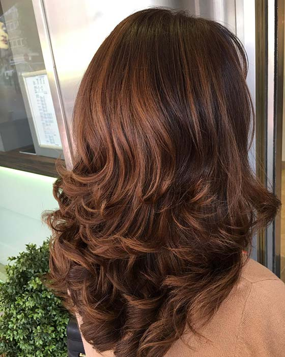 Chic Chestnut Highlights