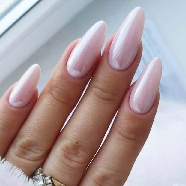 Elegant Nail Idea