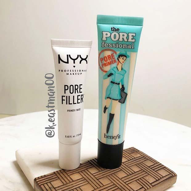 Benefit Pore Primer Dupe