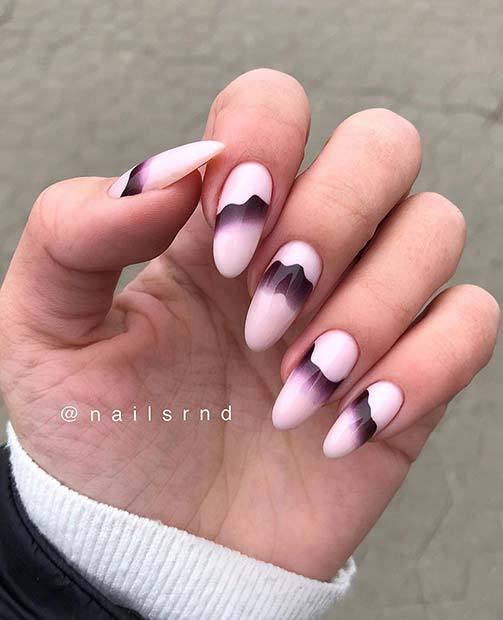 Unique and Trendy Nail Art