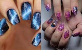 Galaxy Nails Trend