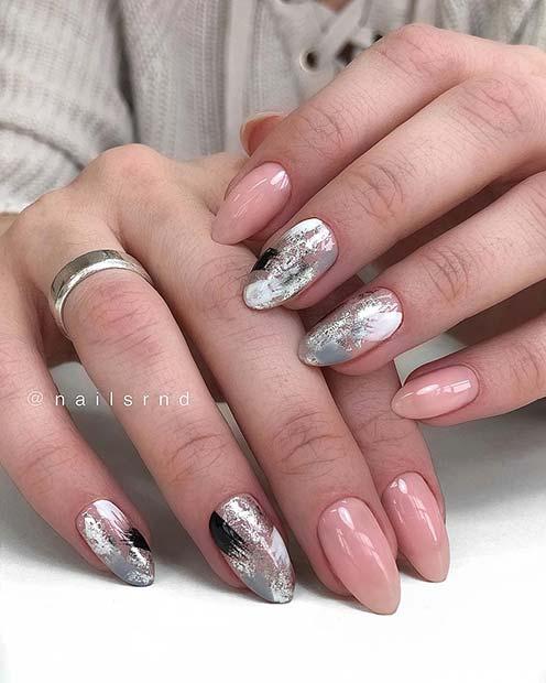 Pretty and Trendy Nail Design