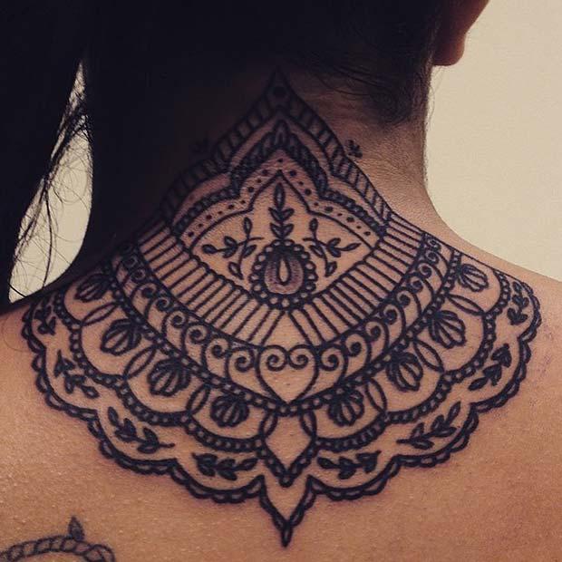 Stunning Ornamental Tattoo