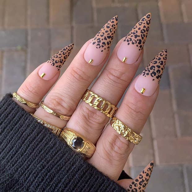 Stylish Stiletto Nails