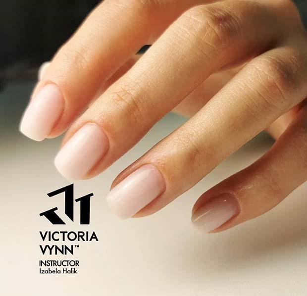Natural Short Nails