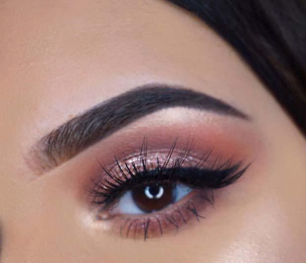 Easy to Wear Eye Makeup