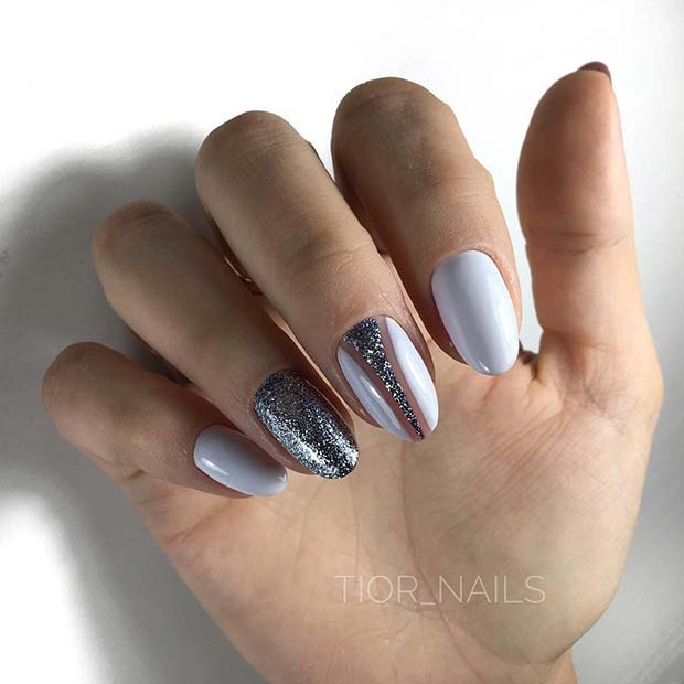 Glam and Trendy Nails