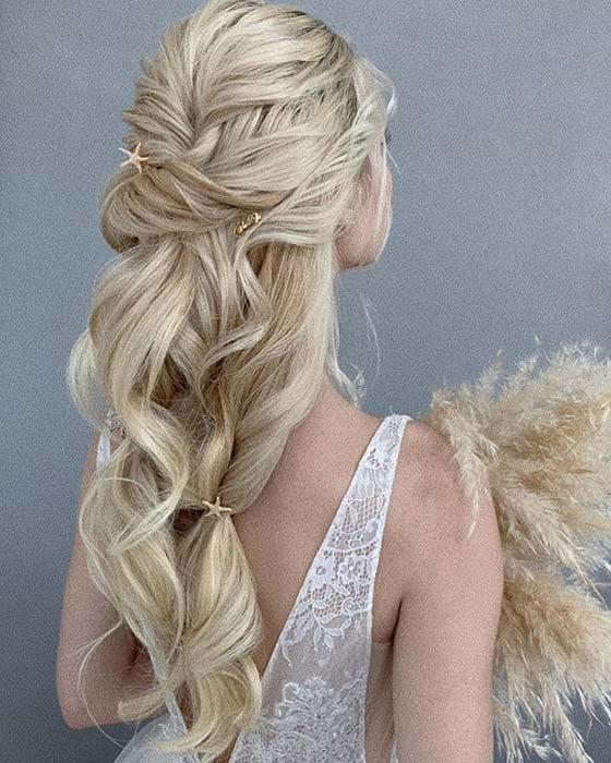 Mermazing Hair Idea for Long Hair