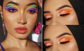Neon Makeup Ideas to Try This Summer