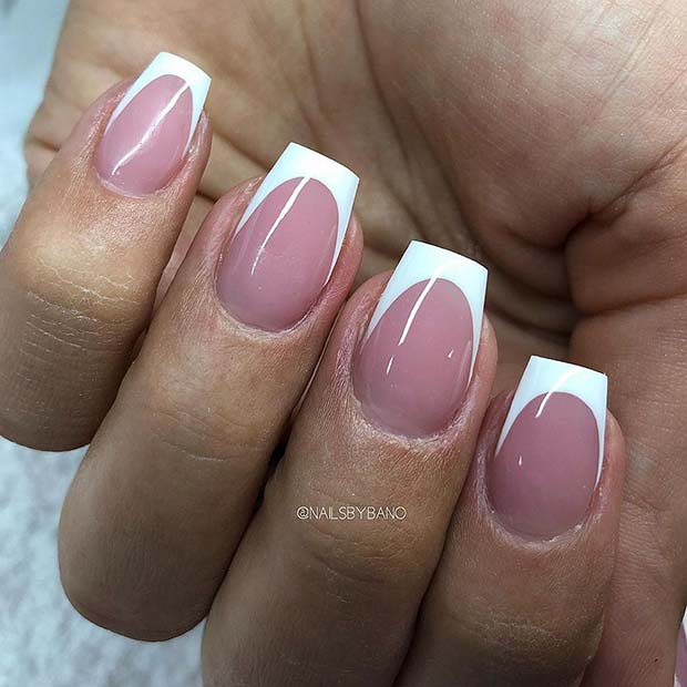 Short French Tips
