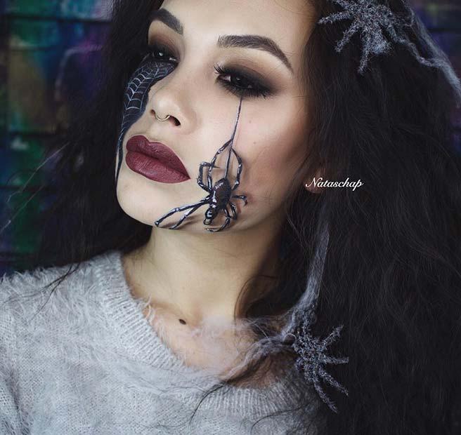 Amazing Spider Illusion