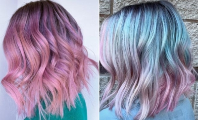 Best Pastel Pink Hair Colors Right Now