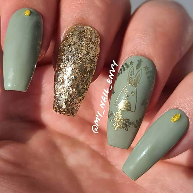 Glam and Unique Nails