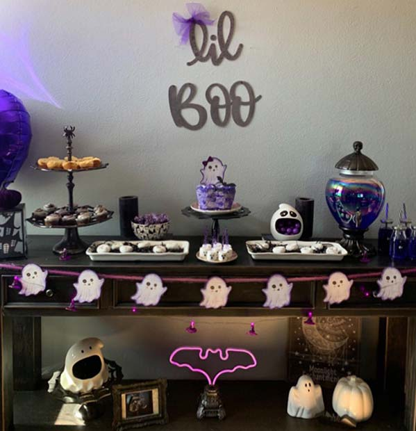 Lil Boo Baby Shower