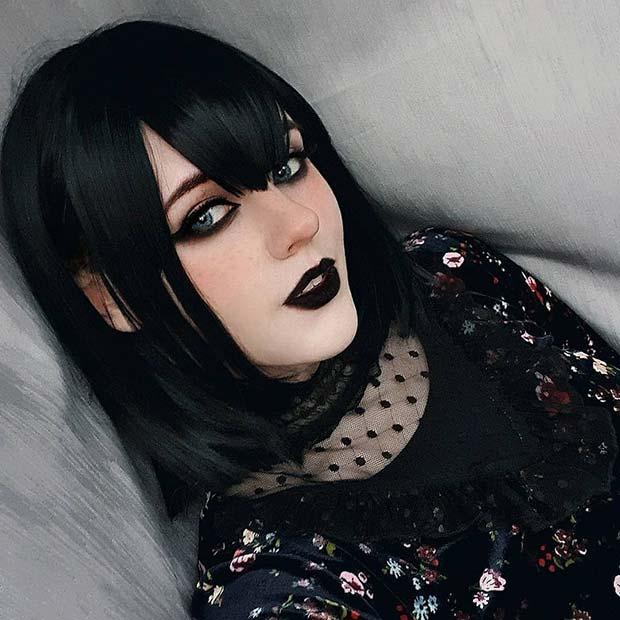Mavis Makeup Idea for Halloween